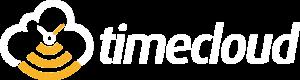 Timecloud Logo White
