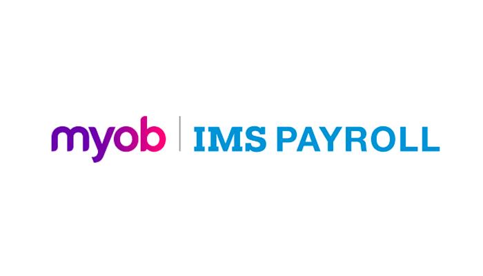 MYOB IMS Payroll Logo - Timecloud integration