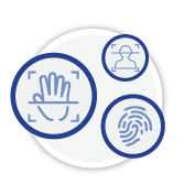 Timecloud Biometrics Icon