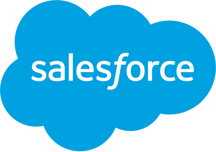 salesforce Logo - to show integration with Timecloud