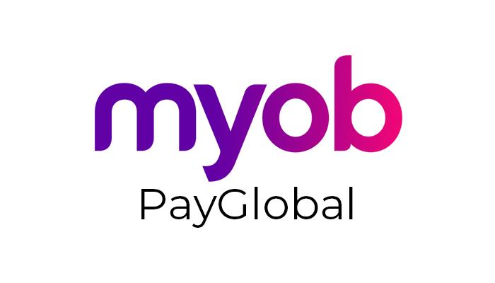 MYOB PayGlobal Logo