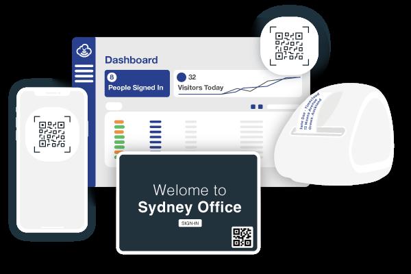 Timecloud Visitor Management Suite
